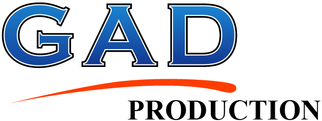 Logo GAD Production