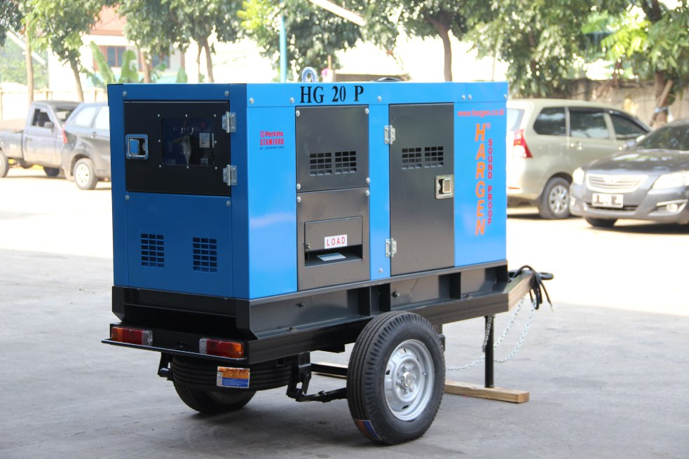 Genset - GAD Production